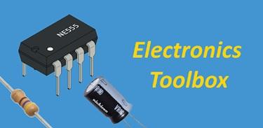تطبيق Electronics Toolbox