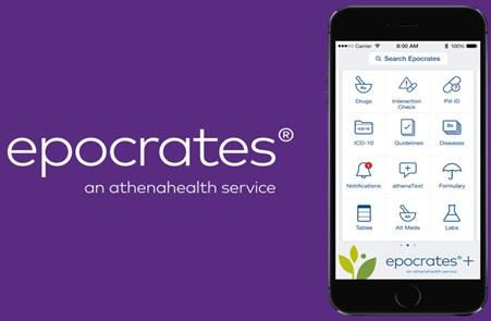 تطبيق Epocrates