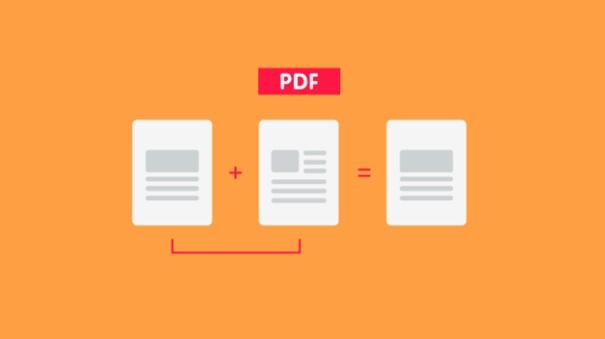 كيف اجمع اكثر من ملف pdf في ملف واحد
